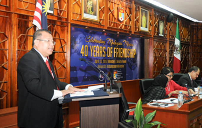 Malaysia-Mexico Book Launch Reaffirms Close Bilateral Ties