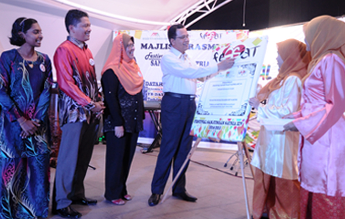 Sanjung Satria Festival For Future Leaders
