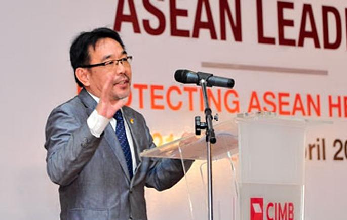 UKM Dan Yayasan CIMB Pupuk Semangat Remaja ASEAN Lindungi Warisan