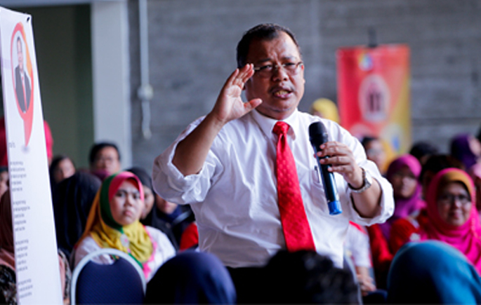 UKM Provides Eight of the 13 Clusters of The National Council of Professors