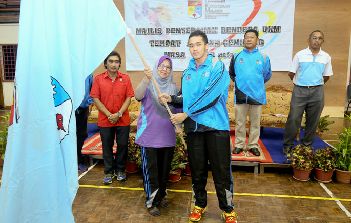 UKM Sends Largest Sports Squad Ever, Set Sights For Six Best