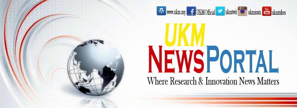 Official Web of UKM News Portal