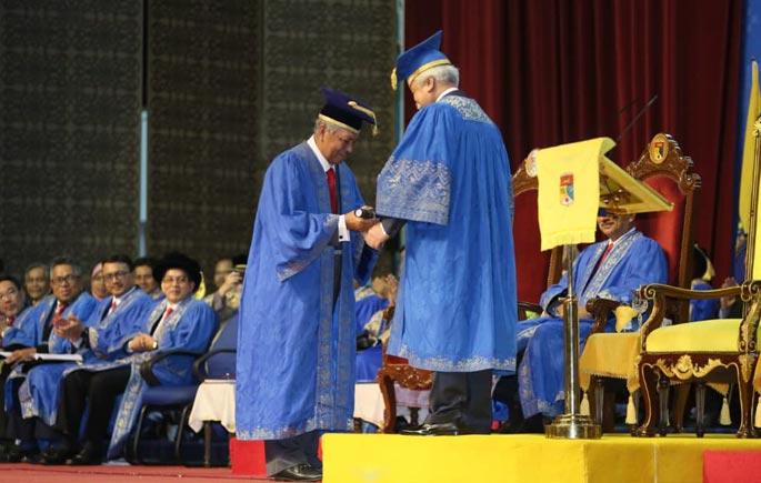7 021 Graduan Terima Ijazah Di Majlis Konvokesyen Ukm Ke 46 Ukm News Portal