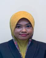 Cik Hafizah Abdul Rashid : Juruteknologi Perubatan U29