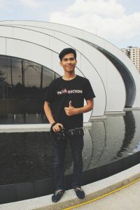 Ahmad Aiman Rosli, Diploma Fotografi dan Pengimejan Kreatif