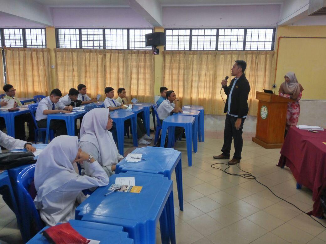 Penerangan 25 aset oleh kakitangan PERKASA@remaja