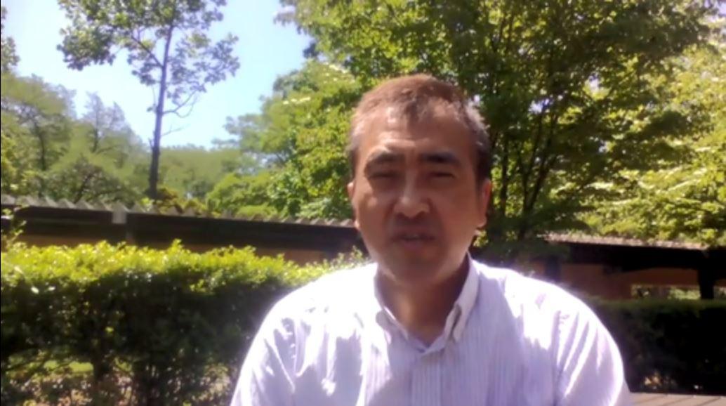 Prof. Soda Naoki