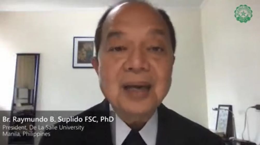 Prof. Br. Raymundo B. Suplido