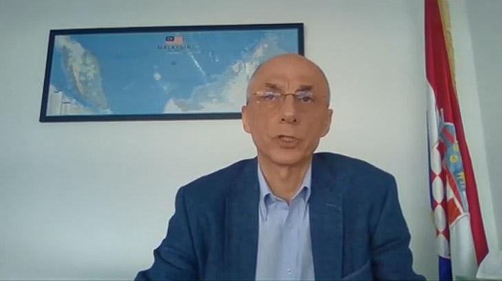 H.E Ivan Velimir Starčević