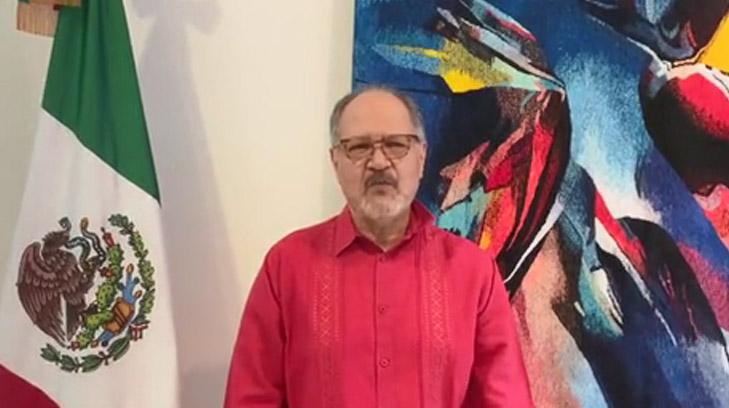 H.E Carlos Felix Corona