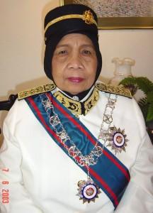 Maklumat Tun Fatimah Hashim – Pusat Kepimpinan Wanita Tun
