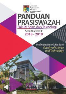 Buku Panduan Prasiswazah Sesi Akademik 2018-2019