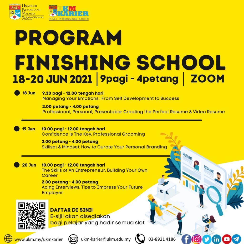 PROGRAM FINISHING SCHOOL