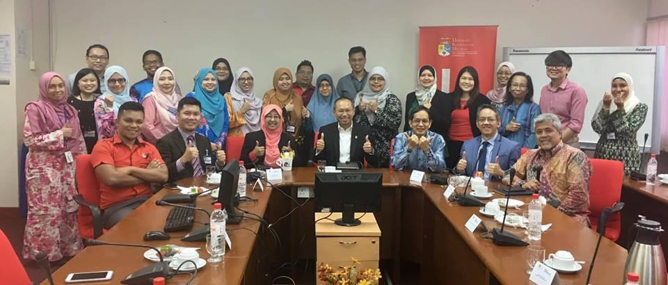 Fakulti Sains Kesihatan Fakulti Pergigian Dan Fakulti Farmasi Di Jalan Raja Muda Kuala Lumpur Menerima Kunjungan Pengerusi Ukm Pejabat Pro Naib Canselor Kampus Kuala Lumpur