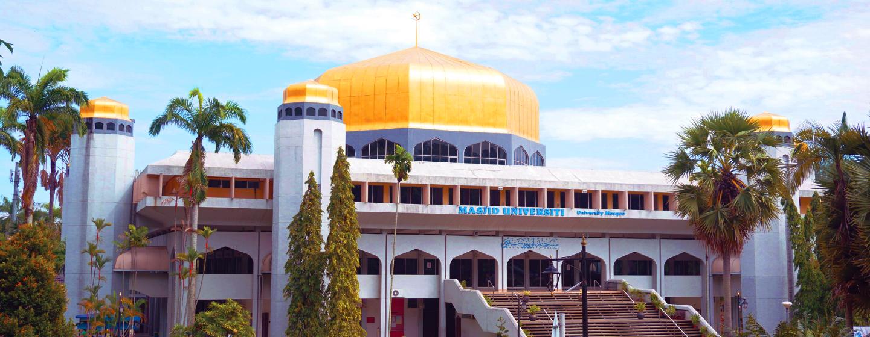 Selamat Datang Ke Masjid Universiti Kebangsaan Malaysia