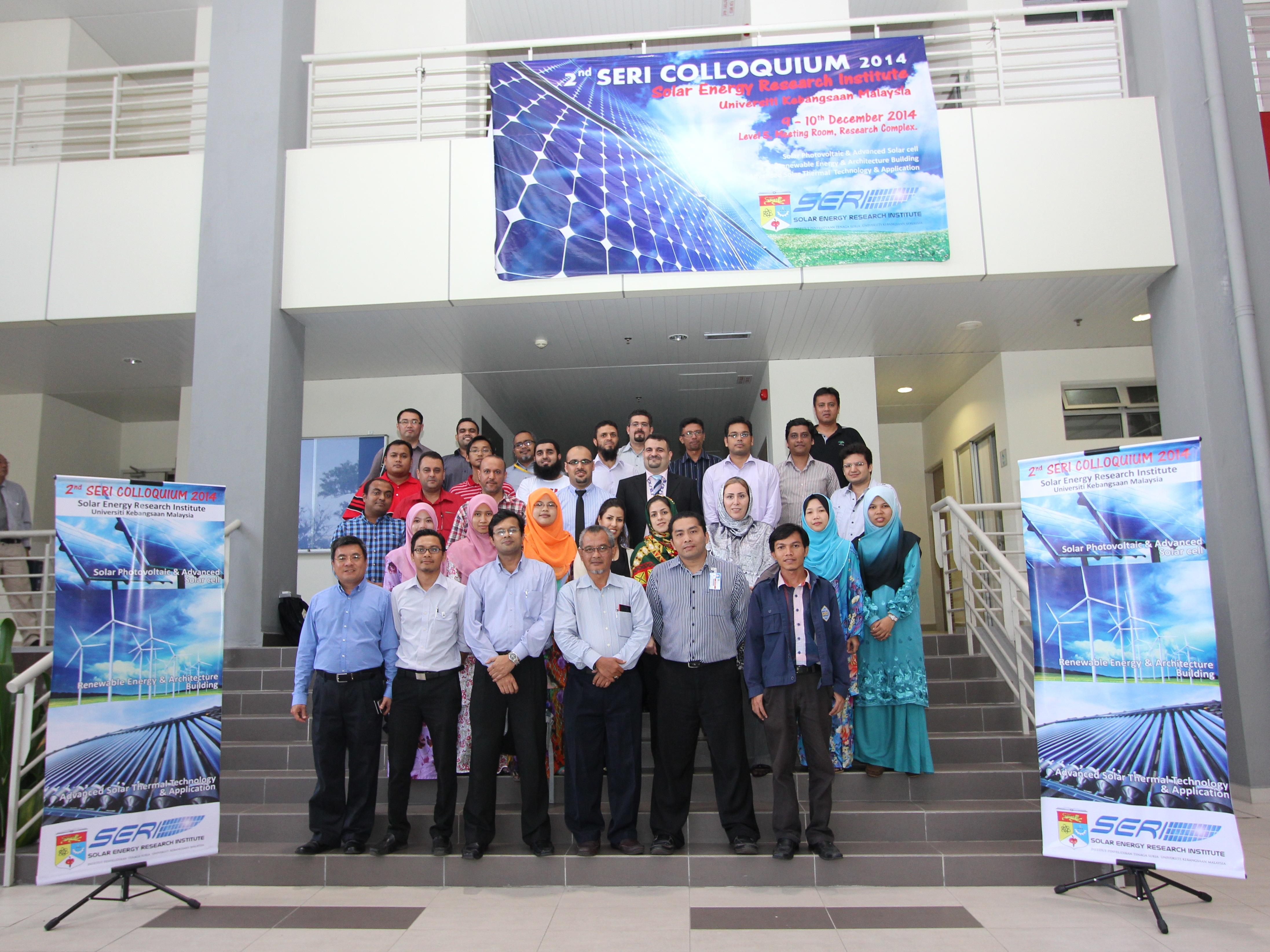 2nd Colloquium SERI