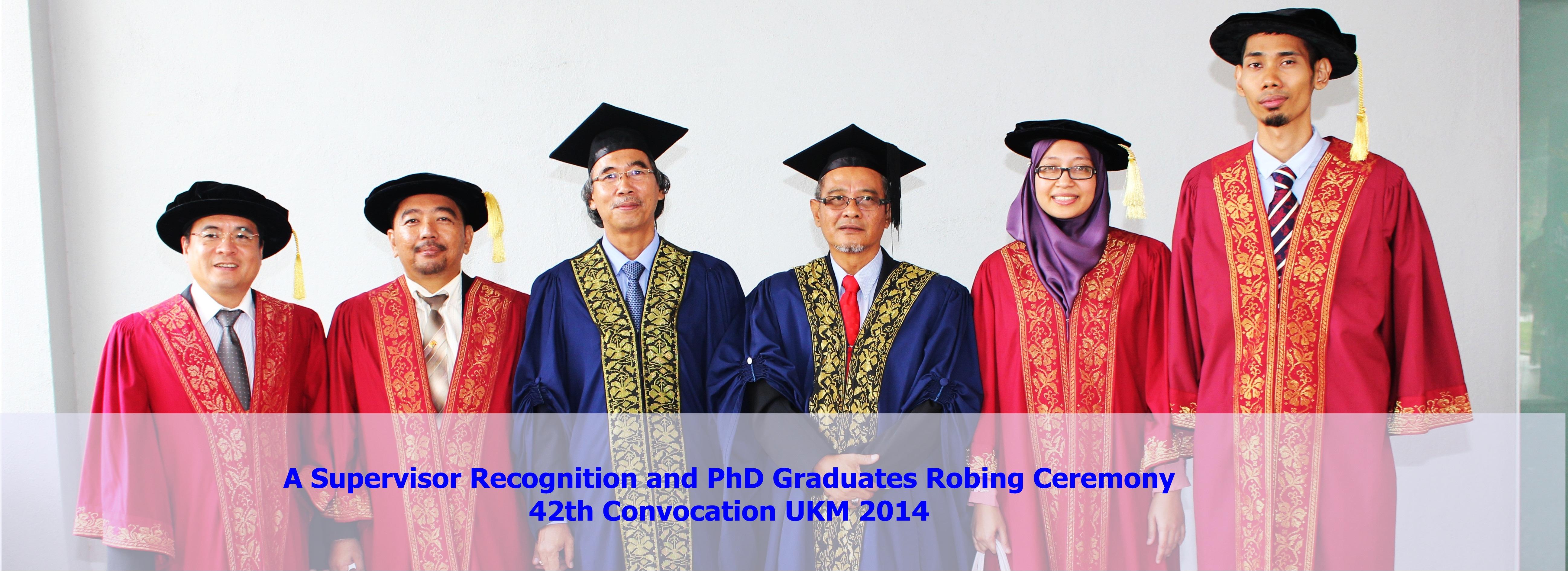 Convocation UKM 2014