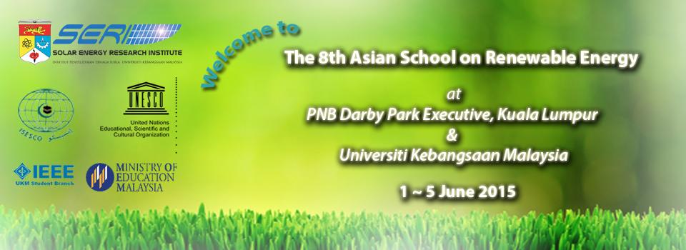 8th Asian School