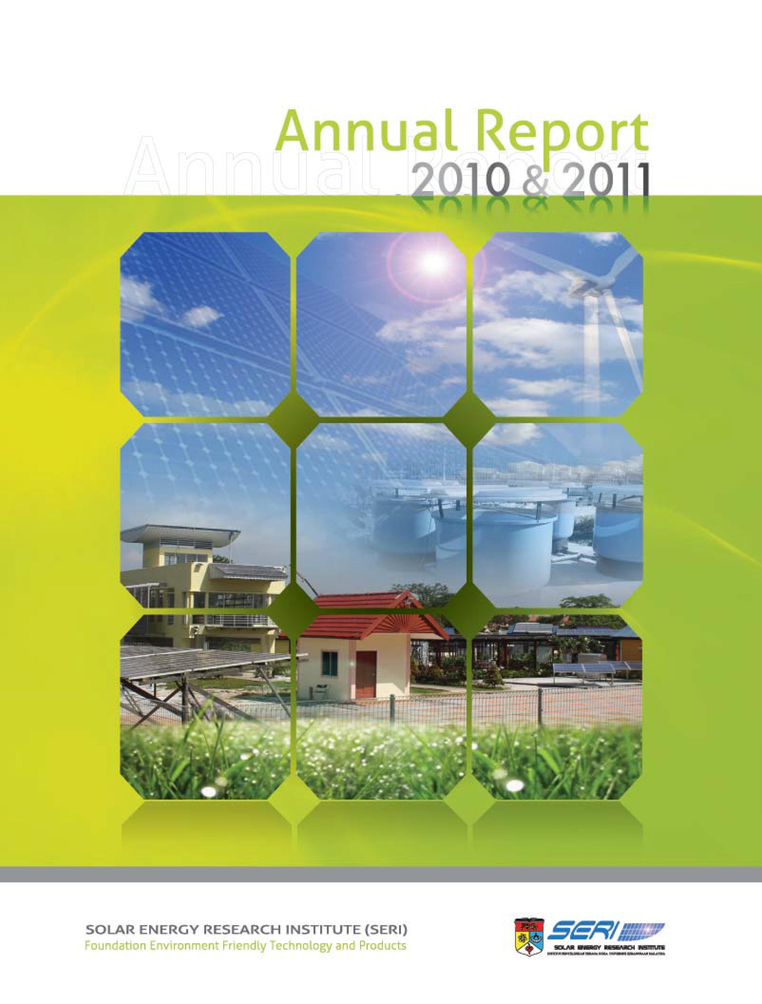 Laporan Tahunan 2010 ~ 2011