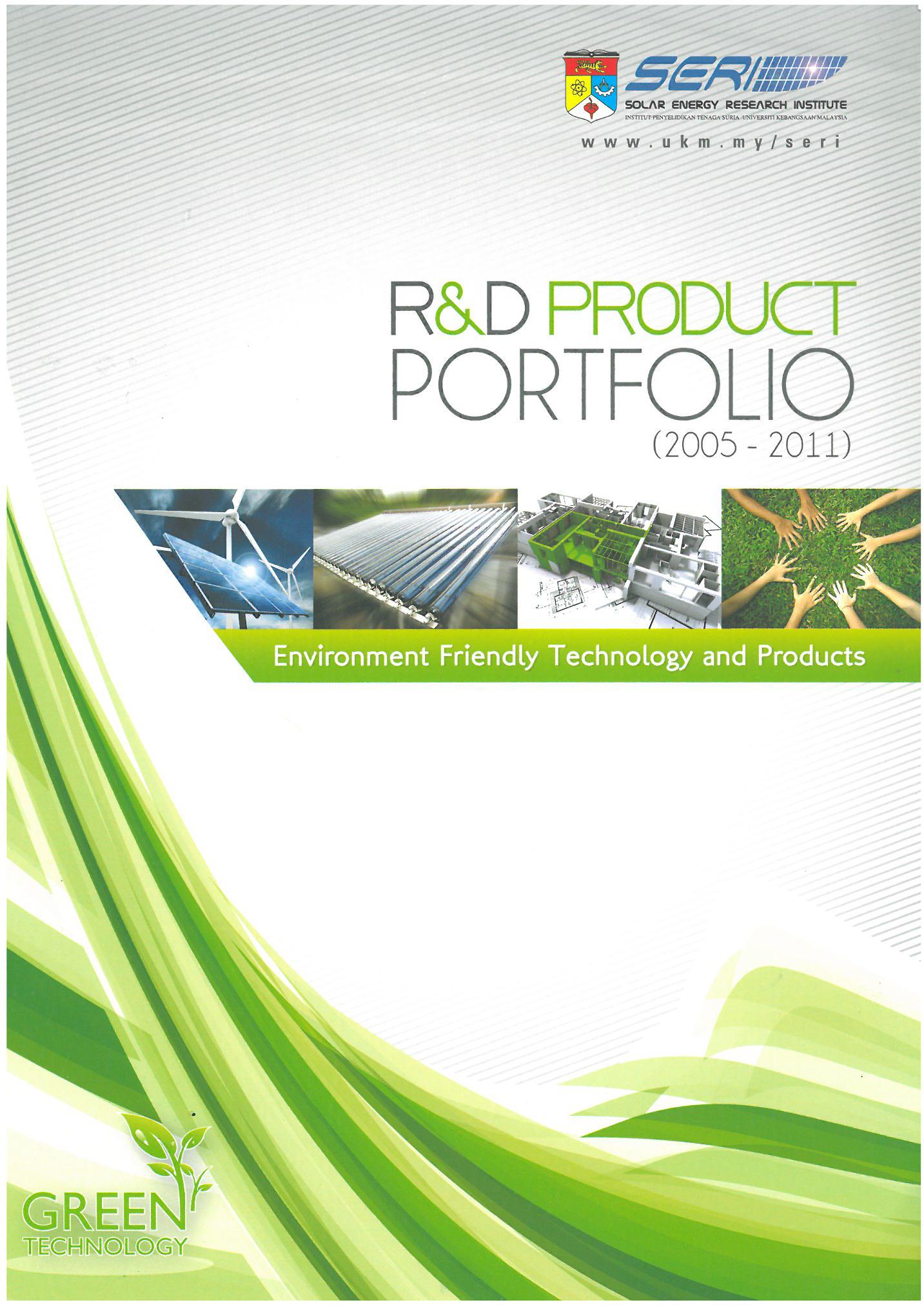Portfolio Produk P&P (2005 ~ 2011)