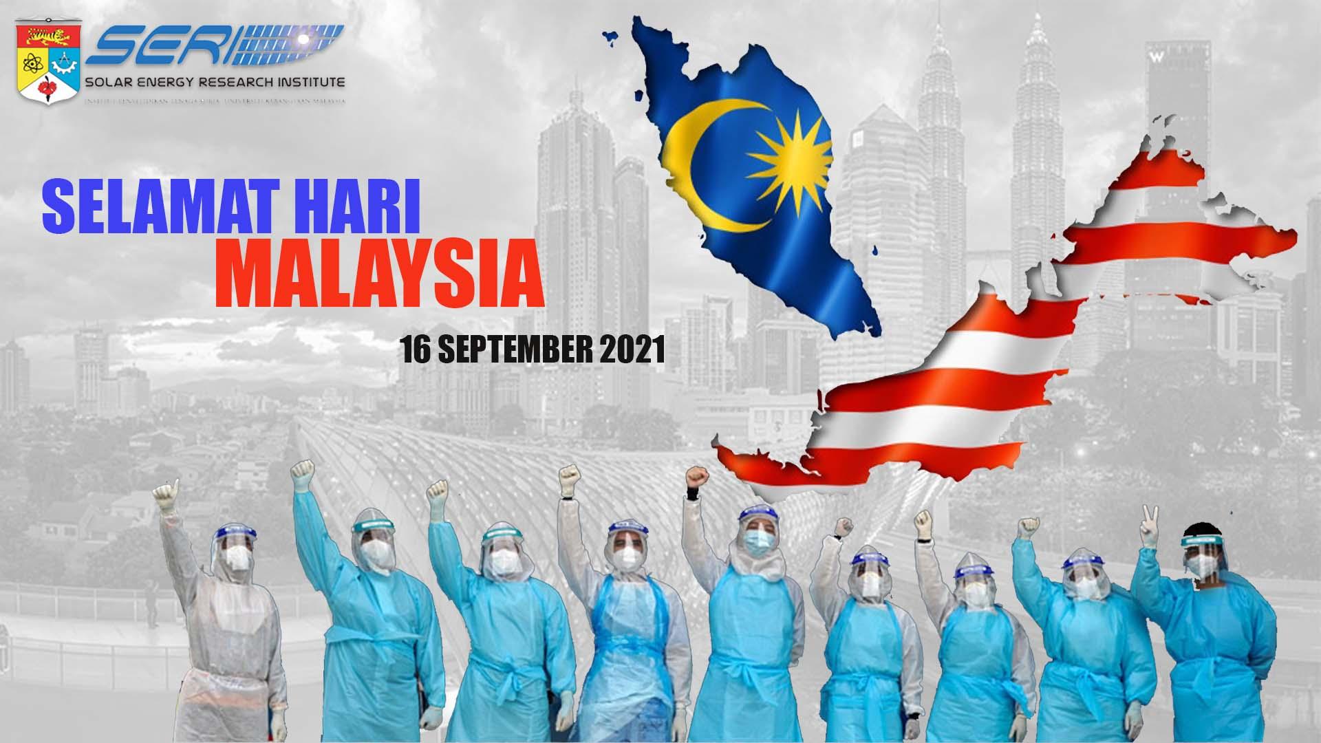 HARI MALAYSIA 2021