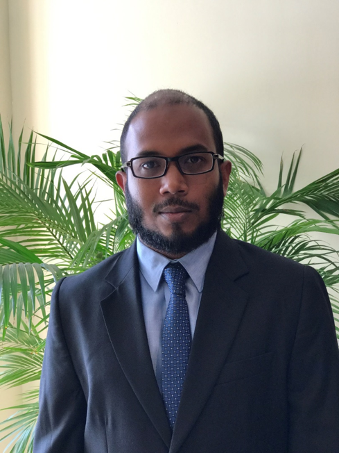 Dr Mohamed Siruhan (Maldives)