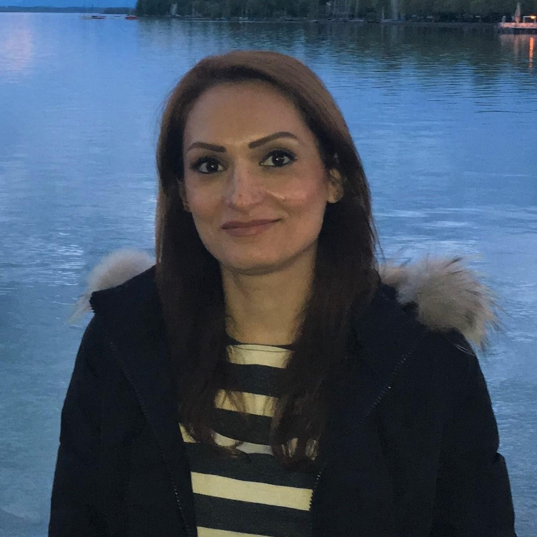 Dr Shirin Biglari (Iran)