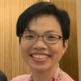 Dr Veronica Poulsaeman (Indonesia)