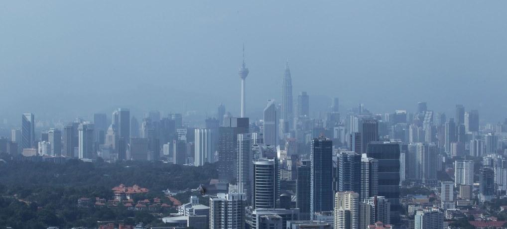 Jerebu Kuala Lumpur