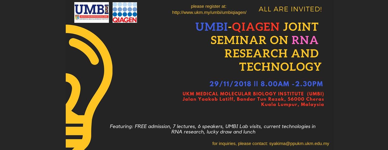 20181031 UMBI-QIAGEN Joint Seminar
