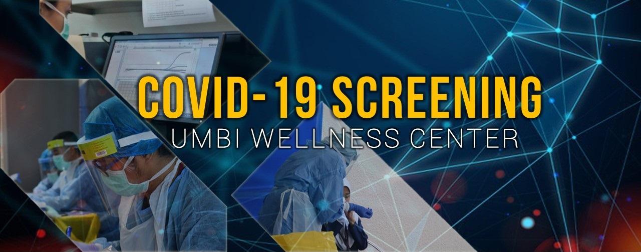Covid-19 Screening UWC