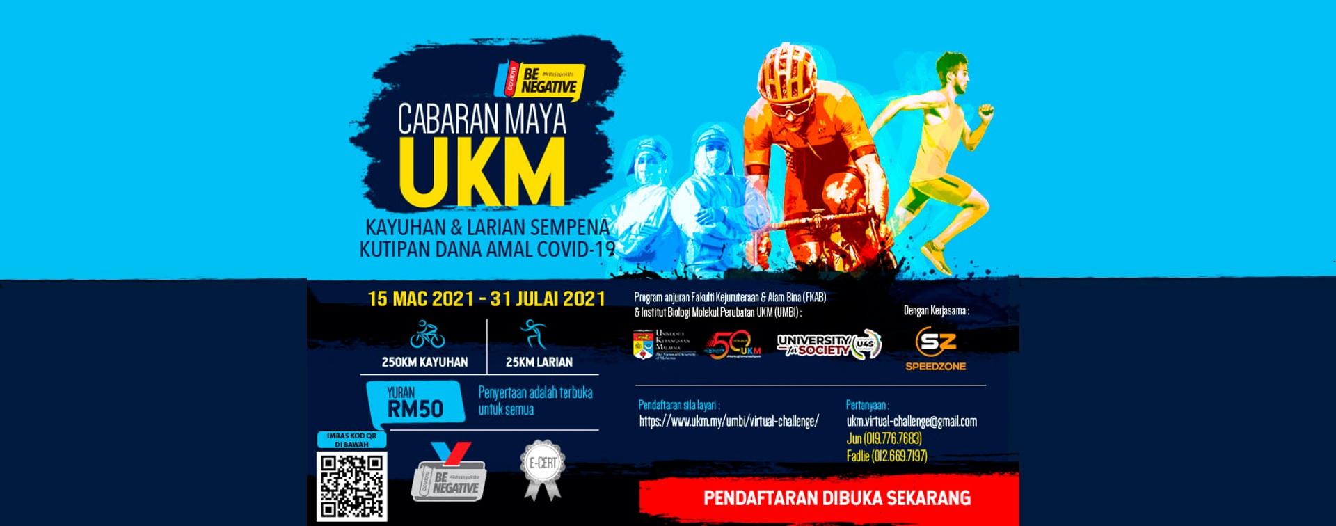 Virtual Run UMBI 2021