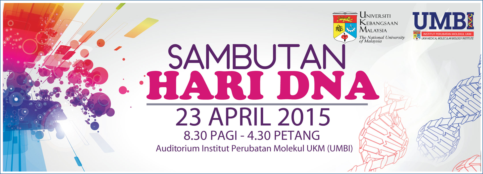 Dna Day 2015